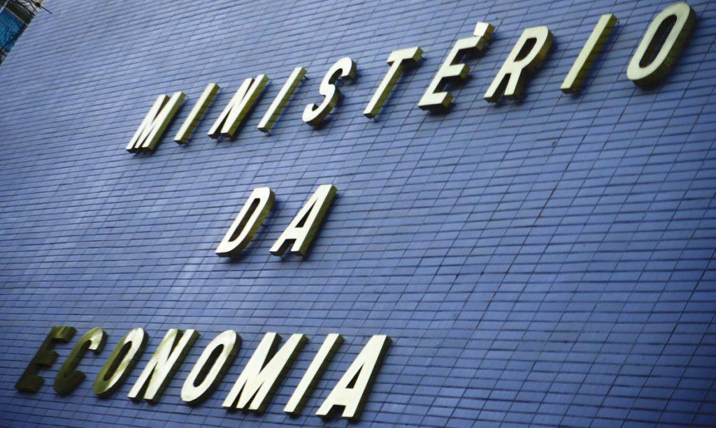 Fachada Do Ministério Da Economia Na Esplanada Dos Ministérios - PORTAL CONTABILIDADE
